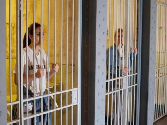 Ngủ mơ thấy mình bị bắt vào tù nhưng lại được thả sau vài ngày đặt cược con 14 - 45