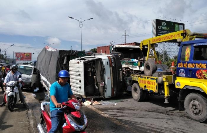 Mộng thấy bố mẹ bị tai nạn giao thông