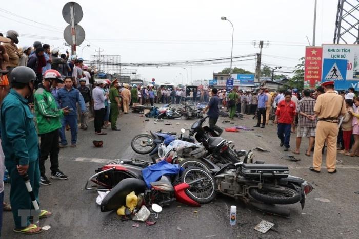 Mộng thấy người yêu bị tai nạn xe máy rất nặng
