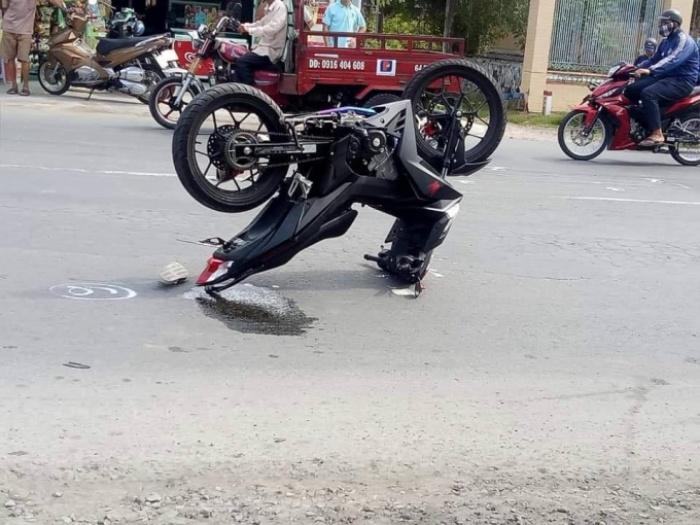 Chiêm bao thấy mình bị tai nạn xe máy khi đi làm đánh con 34 - 90