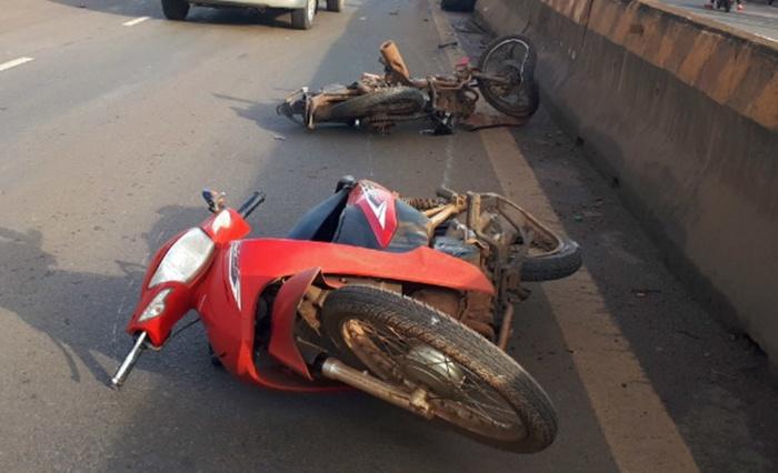 Nằm mơ tai nạn xe máy nên đánh con gì?