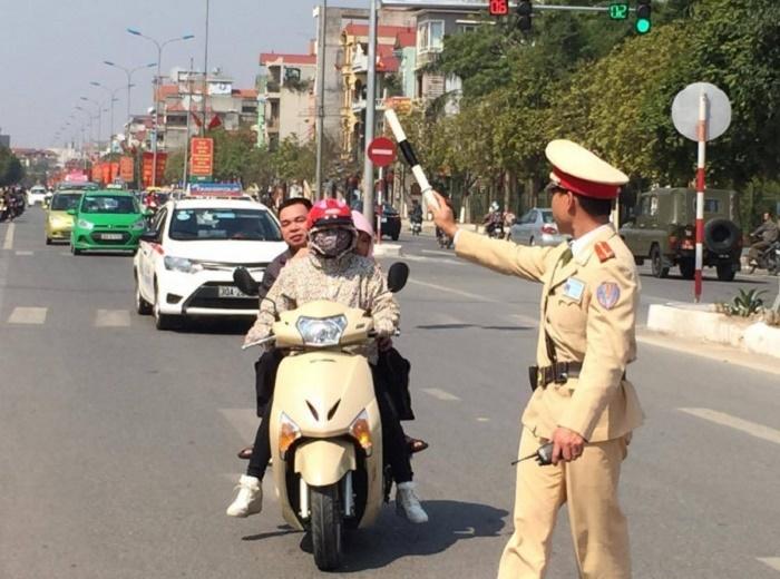 Chiêm bao thấy vi phạm luật giao thông bị lập biên bản đánh 34 - 89