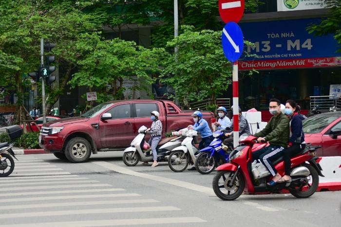 Điềm báo trong giấc mơ vi phạm luật giao thông