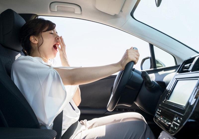 Chiêm bao thấy mình ngủ gật khi đang lái xe ô tô