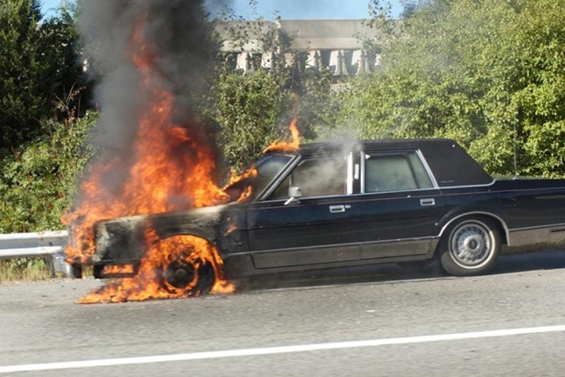 Mơ thấy bị nổ xe là điềm báo rất tốt đẹp cho cuộc sống của bạn.